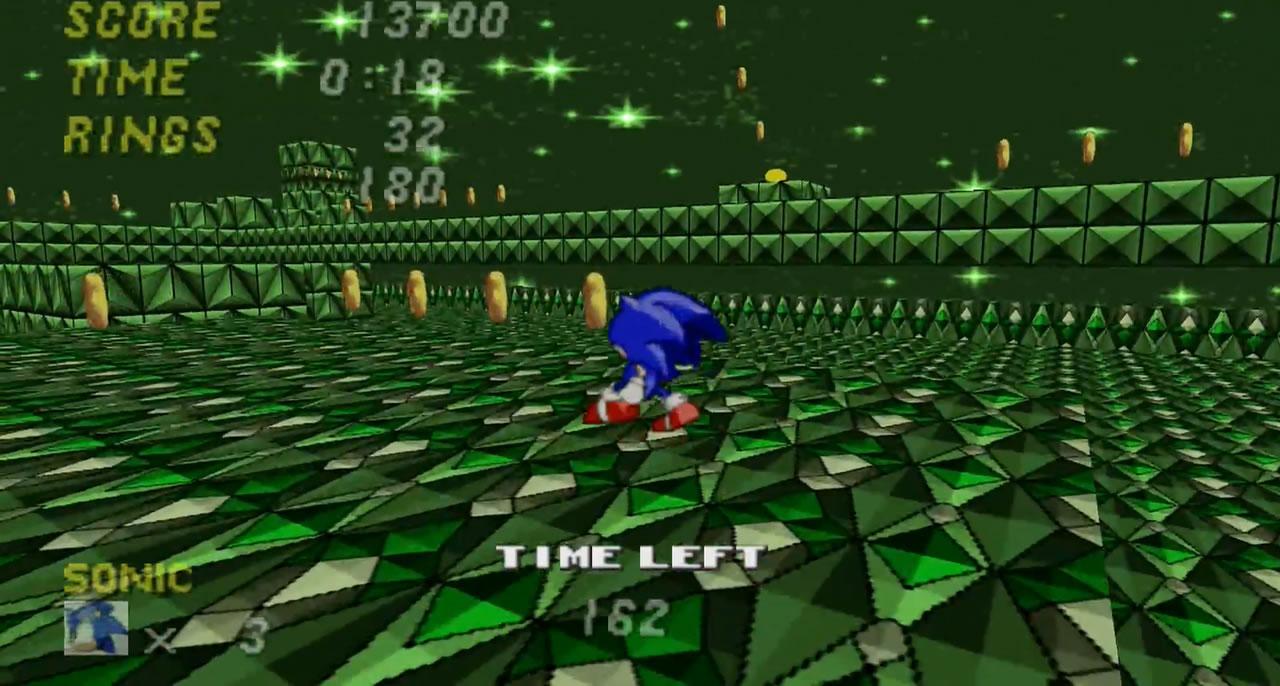 Sonic Blast Fase Bônus