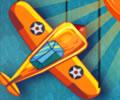 Guerra entre aviões antigos